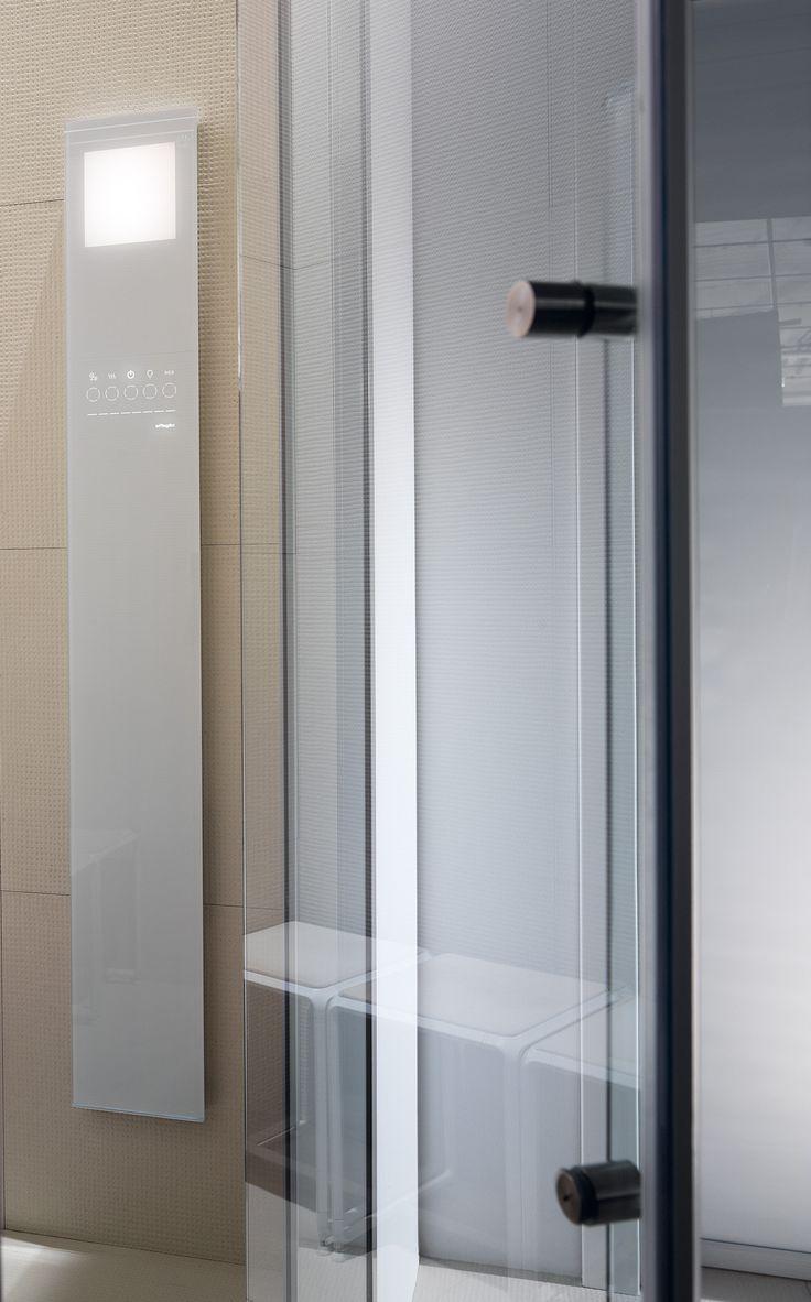 #Effegibi #Touch&Steam 30 Generatore di #vapore CH 90 00 0110, HA CM TS 0016 | on #bathroom39.com | #hammam #sauna #spa #design