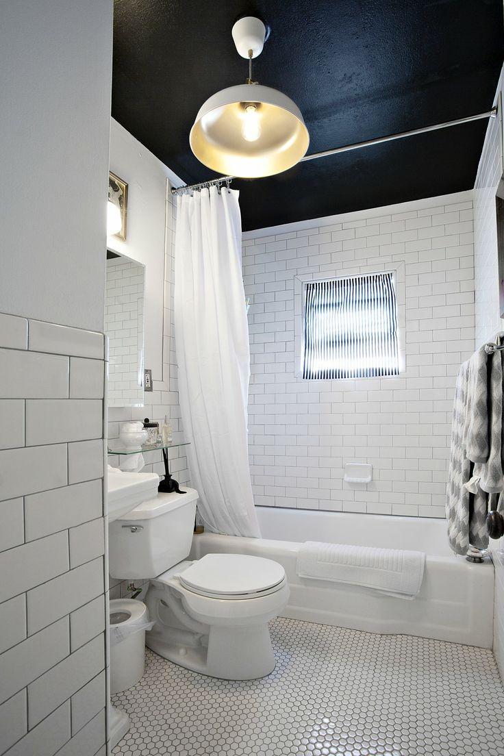 Clean up enamel on tub  Our Favorite Bathrooms