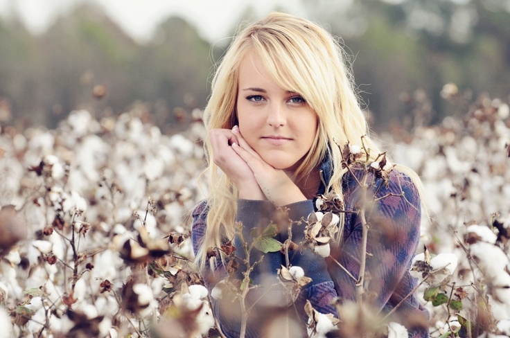 Awesome idea! Love the cotton field!