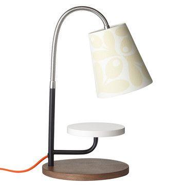 Orla Kiely: Acorn Cup Mini Task Lamp