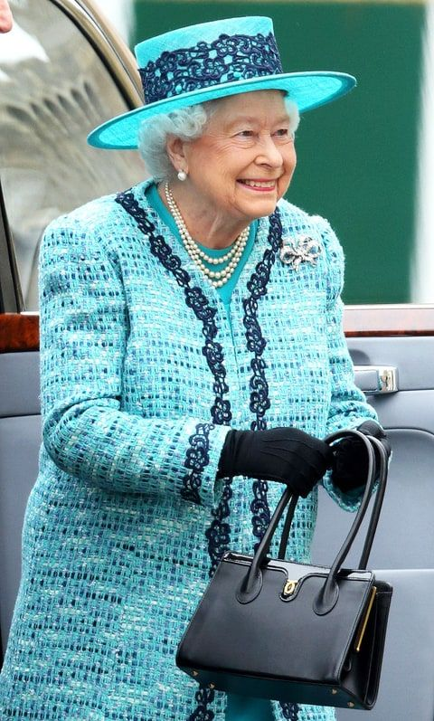 Queen Elizabeth II owns more than 200 handbags from this luxury brand -- details!
