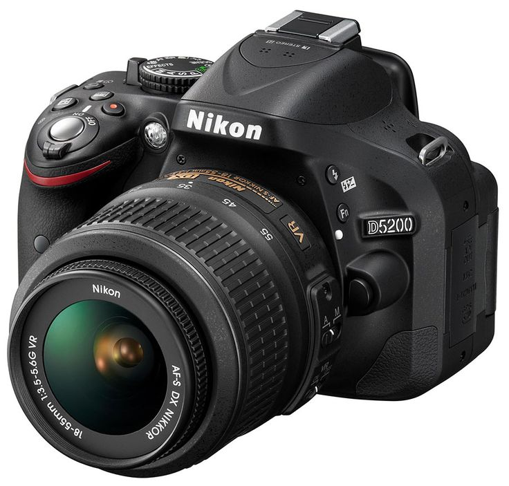 Nikon D5200 and WR-10 wireless remote controller announced in the US ... possible next purchase.