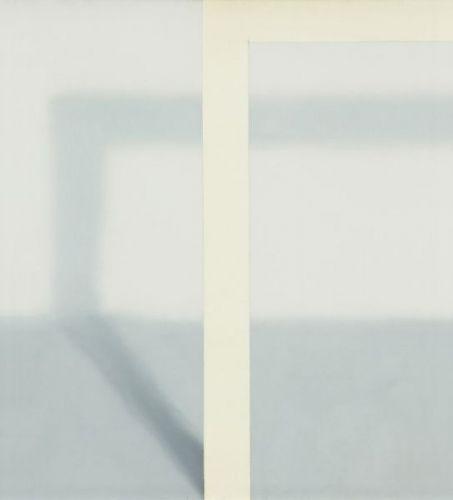 luftmentsh:    Shadow 6Schatten 6  1968  55cm x 50cm  Oil on canvas  Catalogue Raisonné: 209-11