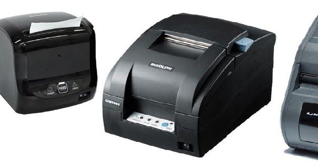 #ReceiptPrinter has taken the industry with a boom. With different features and benefits there are innumerable options or models in the market, reason being that every #POSSystem necessitating the receipt printer