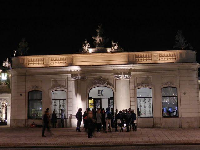 Warszawa, Nowy Świat
