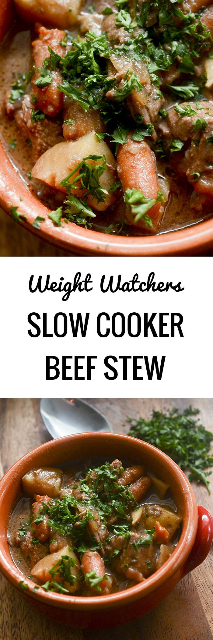 Weight Watchers Slow Cooker Beef Stew