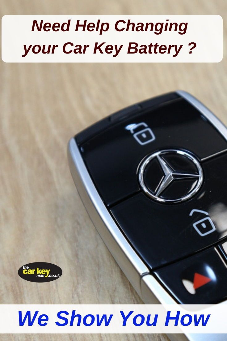 Mercedes E Class Keyless Battery Change Mercedes E Class Car Care Car Keys