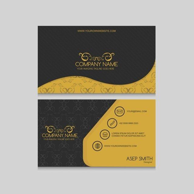 أنيق بطاقة عمل Elegant Business Cards Company Names Cards