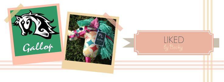 Beautifully handmade Hobby Horses, sparking creative & imaginative play in children!