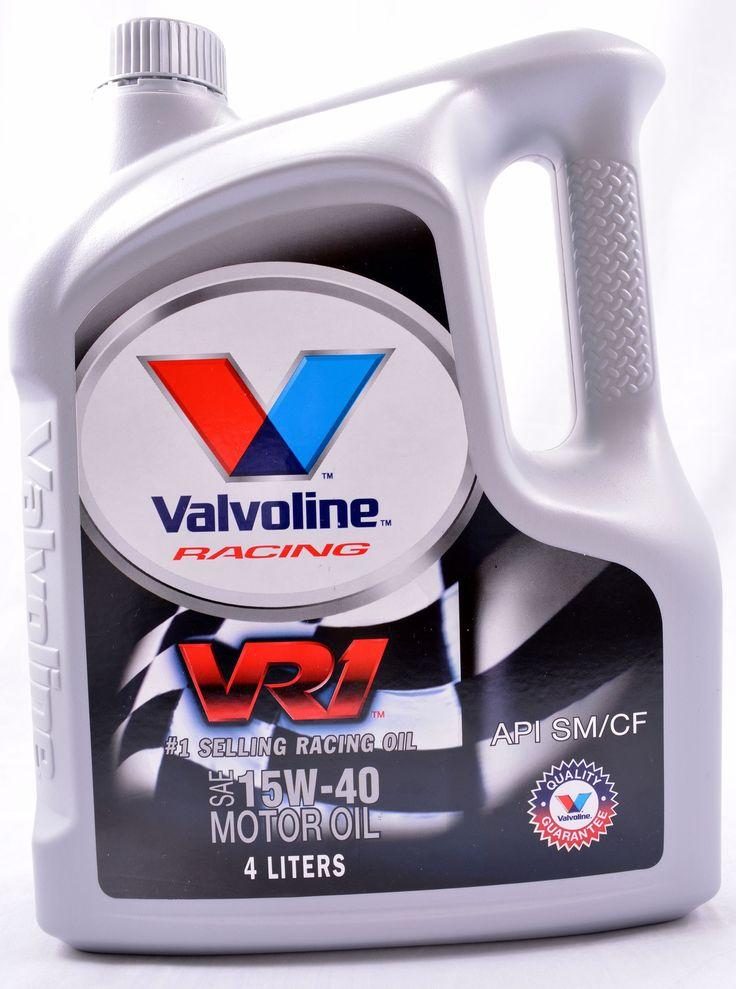 Valvoline Vr1 Racing 15w40 Mineral Petrol Engine Oil