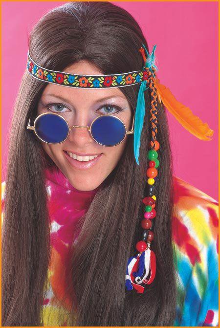 Resultado de imagen para disfraz de hippie casero