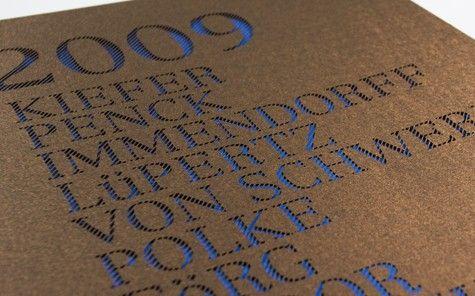 Katalog wird Kunstwerk –www.idco.de