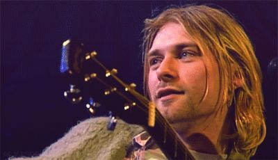 In times like this, I miss Kurt Cobain. Sometimes you just need someone to tell you that society does indeed suck and that they are wrong.