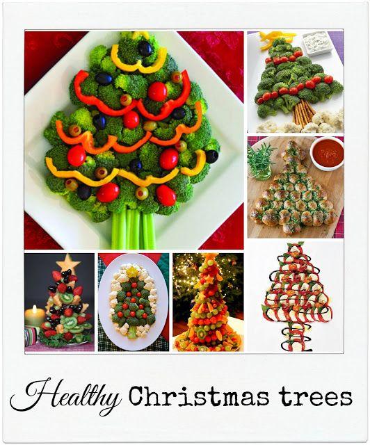 Healthy Christmas trees