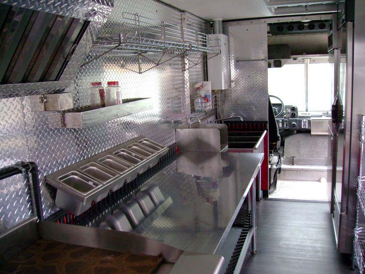Food truck interior                                                       …