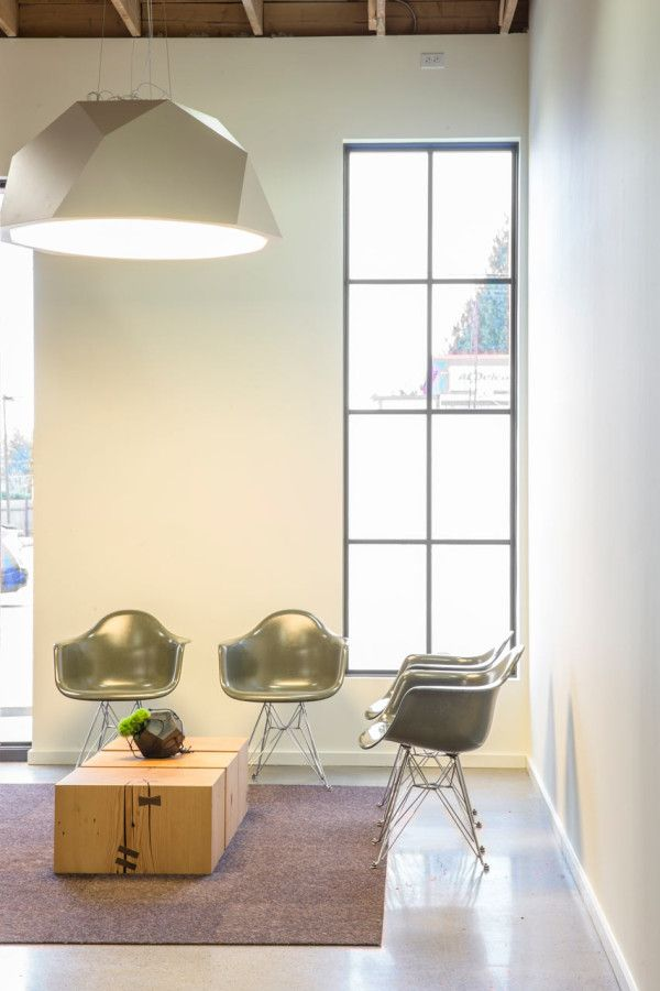 A Dental Office That Feels Like Home in interior design architecture  Category