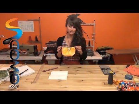 Cómo hacer monederos - YouTube