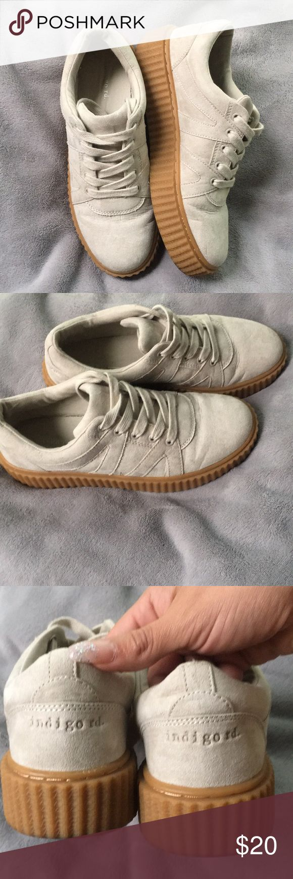 I just added this listing on Poshmark: Cute beige shoes! 💗💓😍. #shopmycloset #poshmark #fashion #shopping #style #forsale #Indigo #Shoes