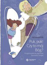Książka Puk Puk Czy To Mój Bóg Przygotowanie Do Pierwszej Spowiedzi Świętej - Ines Krawczyk - Zobacz także Książki, muzyka, multimedia, zabawki, zegarki i wie - zdjęcie 1