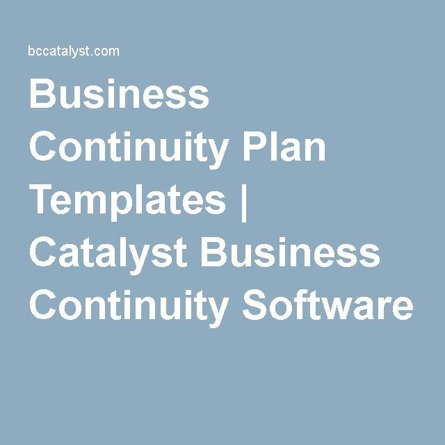 Terbaik Ide Tentang Business Continuity Planning Di