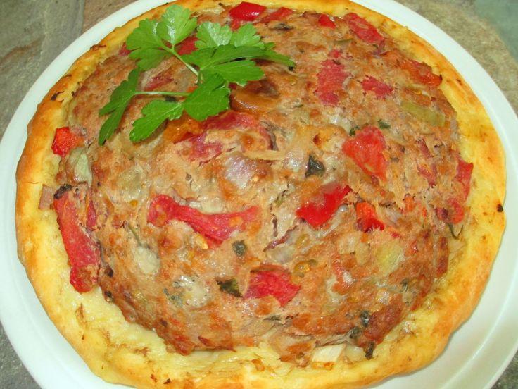 Λαχματζούν, η πίτσα της Ανατολής Ένα υπέροχο πιάτο με άρωμα ανατολίτικο.