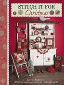Stitch it for Christmas - Lynette Anderson  - de Quiltkoffer