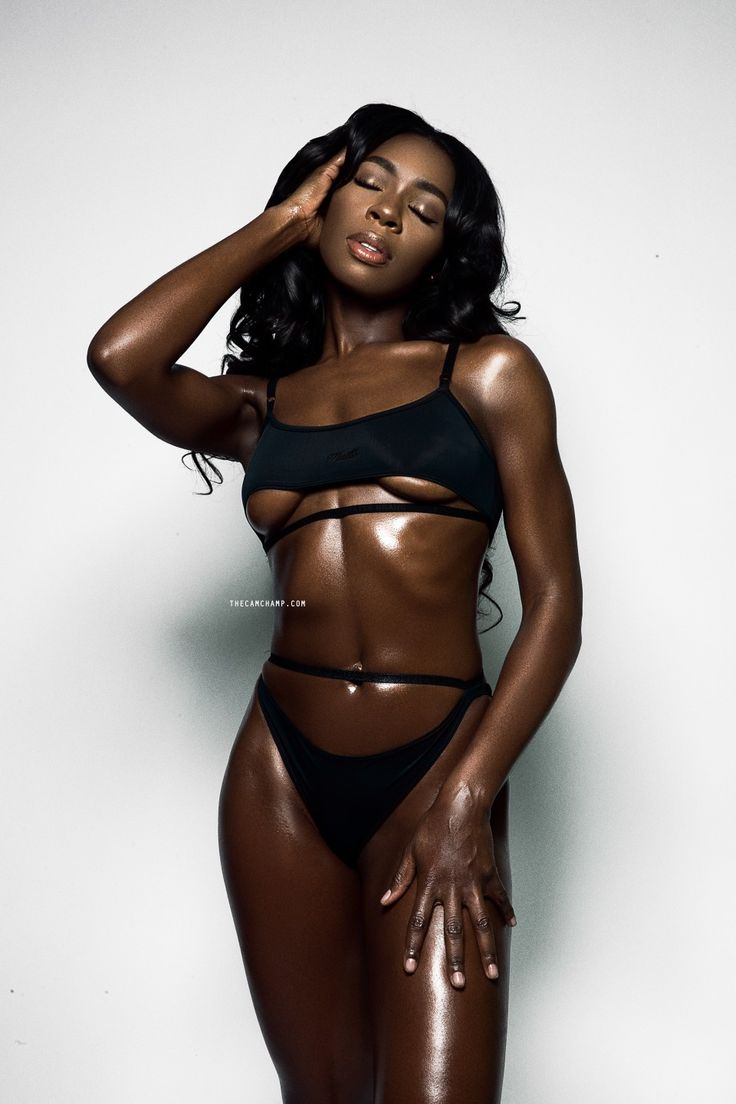 Photography Black Women Chocolate Women Matte Brand Cam -5335