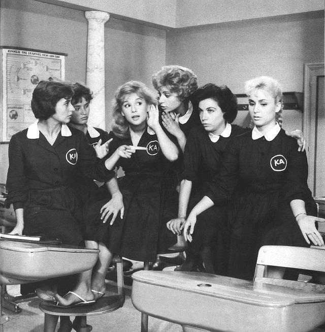 school girls - Greek film