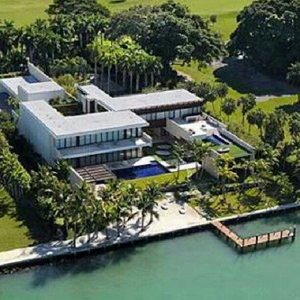 Cooler CEO, President, Owner | Indian Creek Island Home Becomes the Most Expensive in The County at $47,000,000.00  #thatseasier #luxury #rich