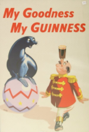 More Guinness adverts