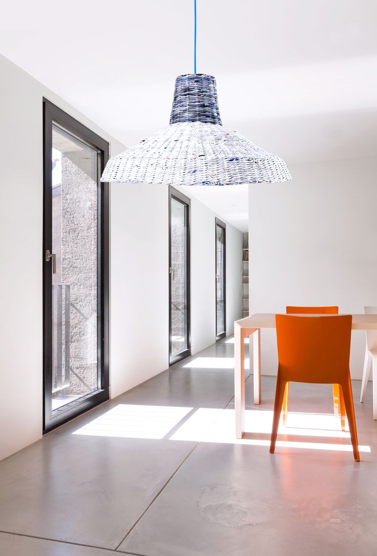 #Scandi design #diningroom #industrial #interior #loft #lamp
