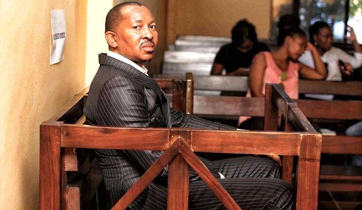 Photo: Outsa Mokone (Photo courtesy of the Sunday Standard)
