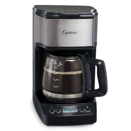Capresso 5-Cup Coffee Maker, available at #surlatable