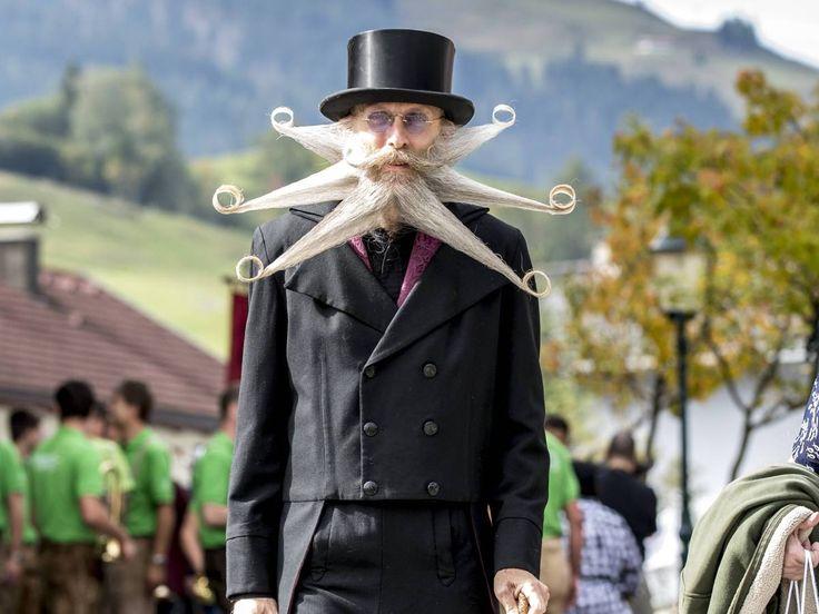 скандинавская мода борода - Поиск в Google