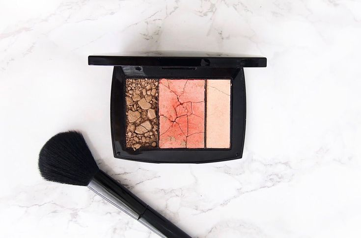 How to Fix Broken Makeup: Is it possible to fix broken makeup? The answer is yes. You will need one ingredient to save your favorite powdered product. Here's how to fix broken makeup