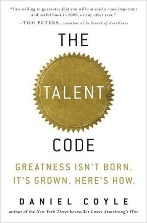 Læs om The Talent Code - Greatness isn't Born, It's Grown, Here's How. Udgivet…