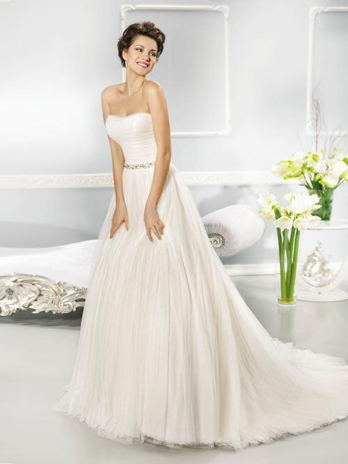 Balletts Bridal - 19753 - Wedding Gown by Demetrios -