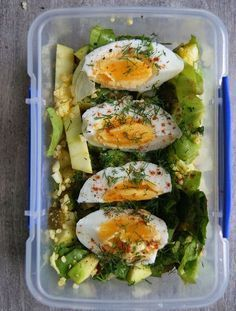 Zdrowa Kuchnia Sowy: Bento, czyli pudełko z posiłkiem do pracy