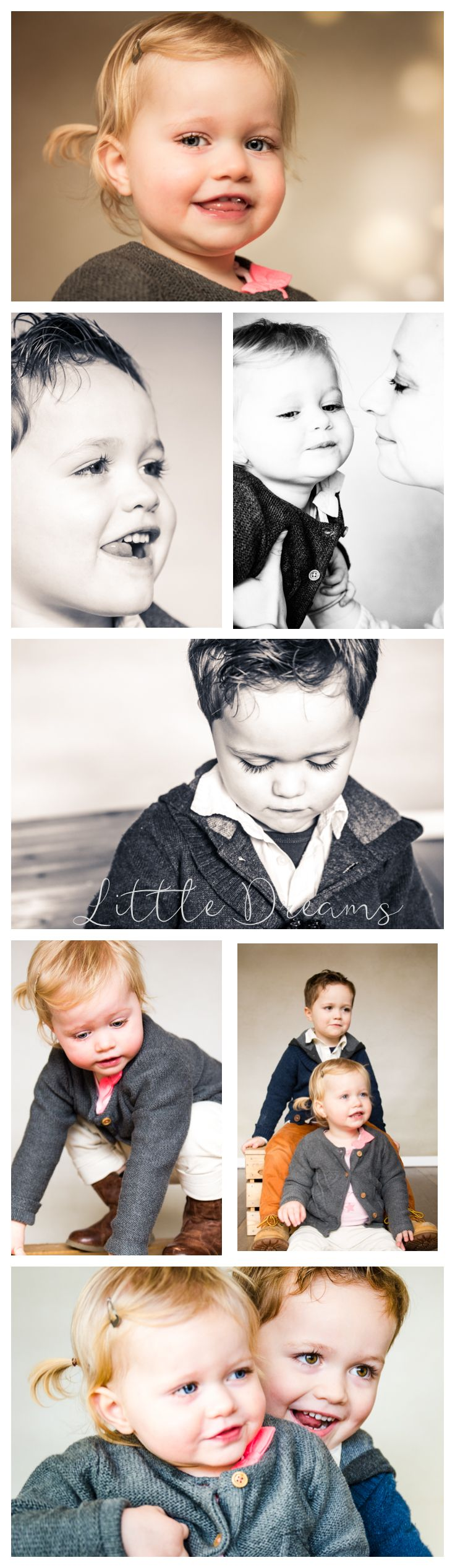 #Broer en zus #fotografie #studio #little dreams #ogen #clean edit