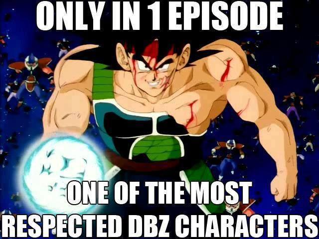 Bardock Father of Goku