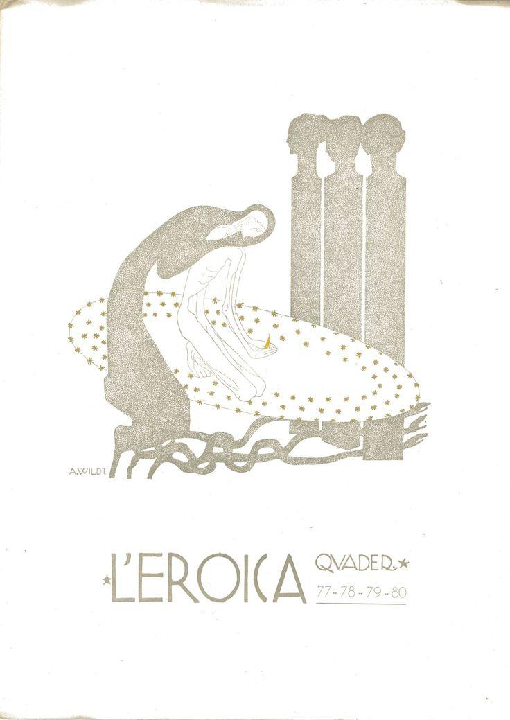 L'Eroica, quaderno numero 77-78-79-80 - #scripomarket #scripofilia #scripophily #finanza #finance #collezionismo #collectibles #arte #art #scripoart #scripoarte #borsa #stock #azioni #bonds #obbligazioni