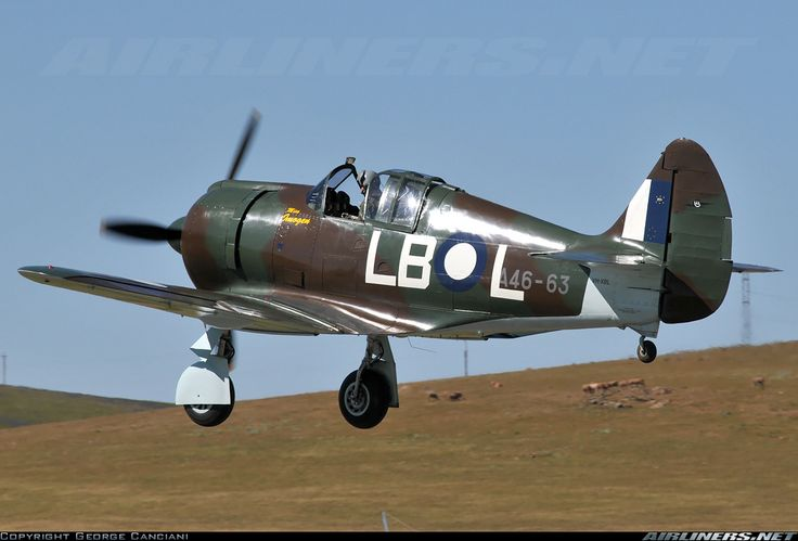 Commonwealth CA-12 Boomerang aircraft picture