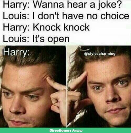 Lmbo. If someone tries to tell me a knock knock joke, that is now going to be my reply!
