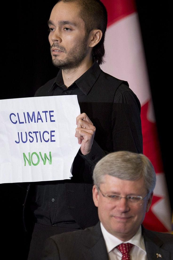 Bill C-51 Could Be Used To Target Activists: Amnesty International
