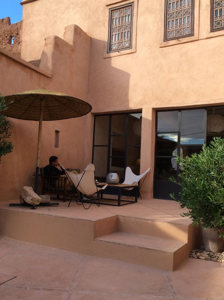 Riad Caravane, Morocco, Entrance