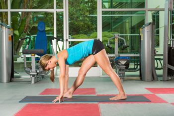 Runners have notoriously tight lower-body muscles, especially the hamstrings and hips, so stretching those muscles after a run is important. Fitness pro and yoga expert Jessica Matthews shares her three favorite yoga poses for giving the lower-body some much-needed TLC after a hard run.