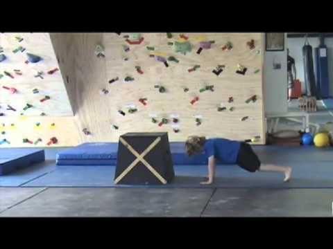 CrossFit Kids - Burpee Games