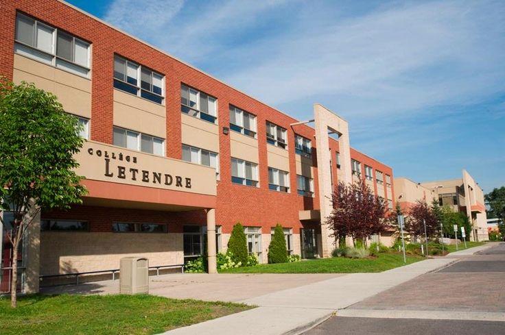 Collège Letendre - études.