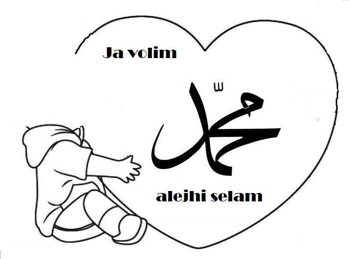 mohammed coloring pages - photo#10