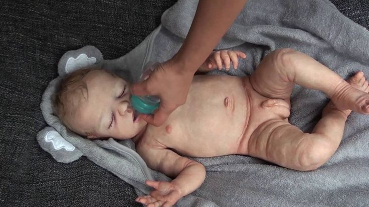 """22"""" Full Body Silicone Baby Doll Antoine #6 of 6 By An Huang"""